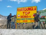 Highest motorable road in world (only 18380FT)